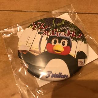 【最終値下げ】つば九郎 缶バッヂ