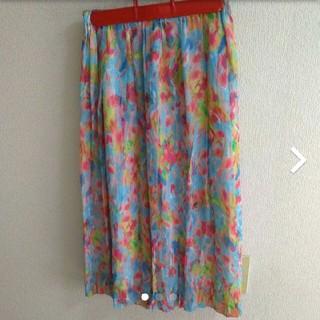 ケイコスズキコレクション(KEIKO SUZUKI COLLECTION)のケイコスズキコレクション スカート(ひざ丈スカート)