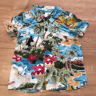 Disney - ディズニー アロハシャツ 半袖 シャツ