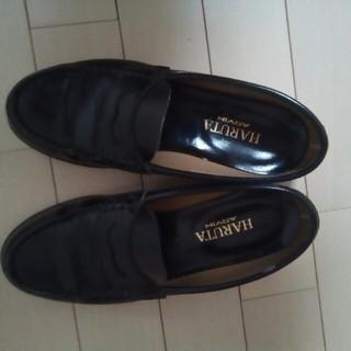 ハルタ(HARUTA)のハルタ 24.5(ローファー/革靴)