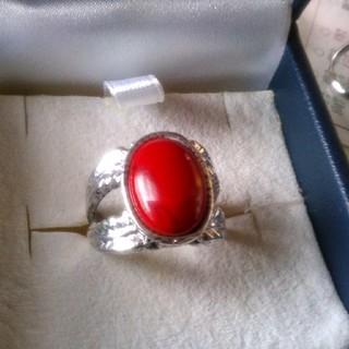 ラブリーレッドリング(リング(指輪))