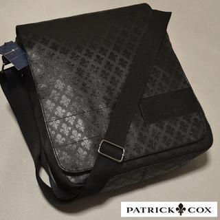 パトリックコックス(PATRICK COX)のパトリックコックス 斜め掛け ショルダー バッグ 黒 A4(ショルダーバッグ)