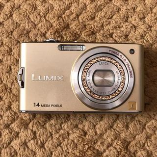 Panasonic - デジタルカメラ LUMIX FX66