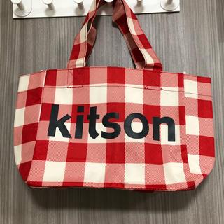 キットソン(KITSON)のkitson エコバッグ(エコバッグ)