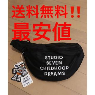 ジーユー(GU)のGU×STUDIO SEVENジーユースタジオセブン ウエストポーチ ナオト(ウエストポーチ)