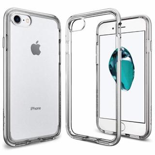 シュピゲン(Spigen)のspigen シュピゲン iphone7 スマホ 耐衝撃クリアケース(iPhoneケース)