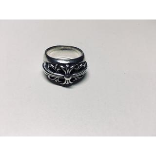 クロムハーツ(Chrome Hearts)のクロムハーツ フローラルリング 14号(リング(指輪))