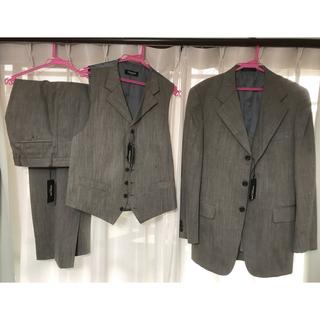 アトリエサブ(ATELIER SAB)のスリーピース  新品未使用品  スーツ(セットアップ)