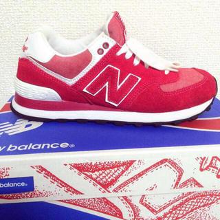 ニューバランス(New Balance)の着画up♡new balance574(スニーカー)