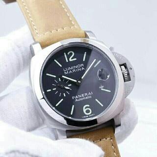 オフィチーネパネライ(OFFICINE PANERAI)のパネライ 腕時計 ルミノール・マリナ 自動巻き 44mm (腕時計(アナログ))