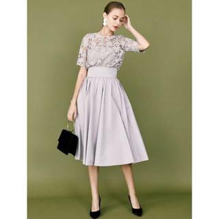 ラグナムーン(LagunaMoon)のラグナムーン ドレス(ひざ丈ワンピース)