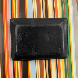 ポロラルフローレン(POLO RALPH LAUREN)のポロ ラルフローレン カードケース(名刺入れ/定期入れ)