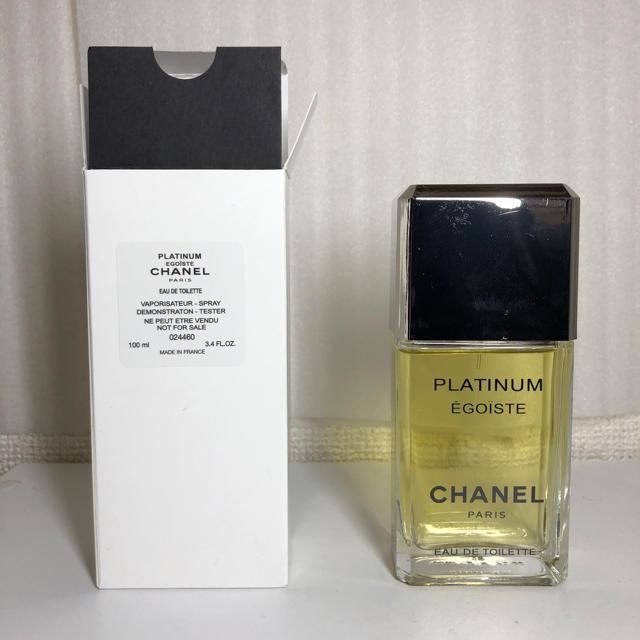 612f556313d6 CHANEL - CHANEL プラチナムエゴイスト 100mlの通販 by うに's shop ...