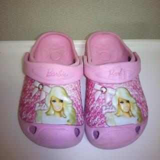 バービー(Barbie)のバービーサンダル10〜11(17.0〜18.cm)(サンダル)