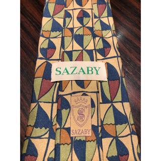 サザビー(SAZABY)の【SAZABY】ネクタイ  印象派(ネクタイ)