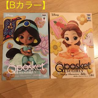 ディズニー(Disney)のキューポスケット  フィギュアセット【Bカラー】(その他)