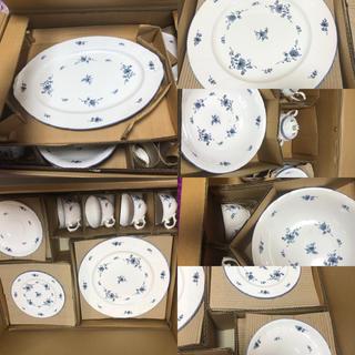 ノリタケ(Noritake)のノリタケ クラフトーン 新品未使用 フルセット(食器)