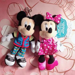 ディズニー(Disney)のミッキー  ミニー ぬいば(ぬいぐるみ)