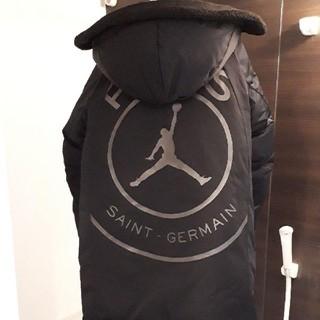 ナイキ(NIKE)のパリ・サンジェルマン×ジョーダン フライトジャケット(フライトジャケット)
