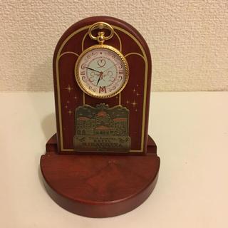 ディズニー(Disney)の置き時計 ミラコスタ(置時計)