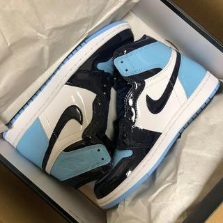 ナイキ(NIKE)の24cm Nike Air Jordan 1 Blue Chill(スニーカー)