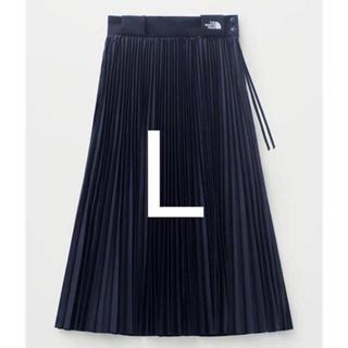 ハイク(HYKE)のHYKE × THE NORTH FACE  Tec Shell Skirt(ロングスカート)