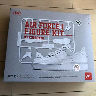 ナイキ(NIKE)の激レア品 Nike air force 1 kit 非売品 プラモデル(その他)