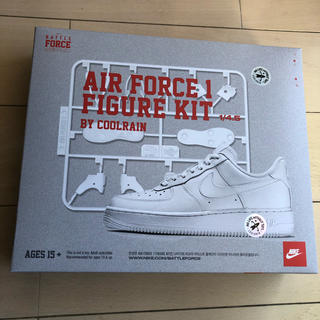 NIKE - 激レア品 Nike air force 1 kit 非売品 プラモデル