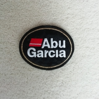 ガルシア(galcia)のAbuGarcia ワッペン 美品 釣り ルアー アブ リール (リール)