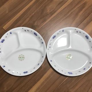 コレール(CORELLE)のiwaki コレール ランチプレート 2枚セット(食器)