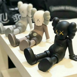 A BATHING APE - KAWS ALONG THE WAY メディコムトイ製 3点セット「送料込」