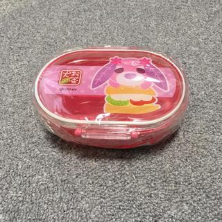 【新品未使用】お茶犬 ランチボックス  ピンク(弁当用品)