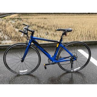 ジャイアント(Giant)のGIANT  クロスバイク 465mm S  shimano 9スピード(自転車本体)