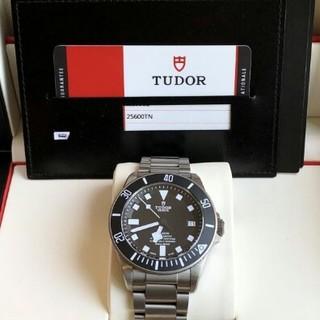 チュードル(Tudor)の【新品】 チュードル TUDOR 時計 ペラゴス 25600TB メンズ(腕時計(アナログ))