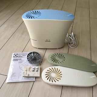 エレクトロラックス(Electrolux)のスチーム式アロマ加湿器(加湿器/除湿機)