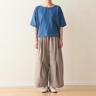 イデー(IDEE)の未使用 POOL いろいろの服 ニータックワイドパンツ (カジュアルパンツ)