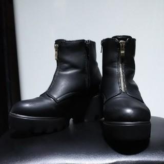 ゴーストオブハーレム(GHOST OF HARLEM)のtomoさん専用♪ GHOST OF HARLEM 厚底ブーツ(ブーツ)
