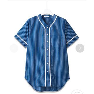 ディスカバード(DISCOVERED)のベースボールシャツ(シャツ)
