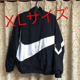ナイキ(NIKE)の【XL】 Nike WOVEN JACKET ウーブンジャケット スウッシュ(ナイロンジャケット)