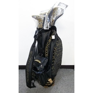 スコッティキャメロン(Scotty Cameron)のスコッティキャメロン キャディバッグ 正規品、新品(バッグ)