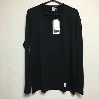SUNSPEL - 新品サンスペル SUNSPELイギリス製 ロングTシャツ 高品質 綿 L A13