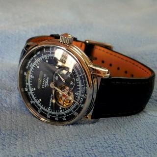 ツェッペリン(ZEPPELIN)のツェッペリン7662 100周年記念モデル 限定カラー(腕時計(アナログ))