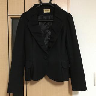 キスミス(Xmiss)のテーラードジャケット 黒 キスミス(テーラードジャケット)