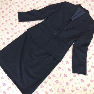 アールユー(RU)の【極美】 アールユー スカートスーツ 4 W74 大きい OL ビジネス RU(スーツ)