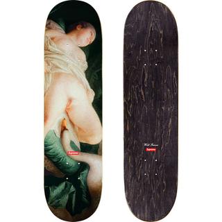 Supreme - supreme Leda And The Swan Skateboard