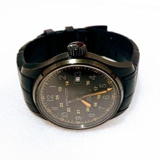 ハミルトン(Hamilton)のハミルトン カーキ HAMILTON フィールドオート(腕時計(アナログ))