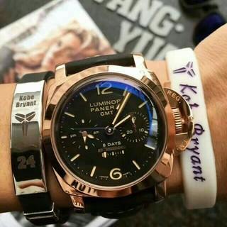 オフィチーネパネライ(OFFICINE PANERAI)のパネライ PANERAI 自動巻き 腕時計(腕時計(アナログ))