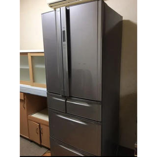 東芝 - 東芝TOSHIBA冷蔵庫6ドア  ご購入前にコメント下さい