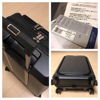 サムソナイト(Samsonite)のサムソナイト プロディジー スピナー 55 4輪 機内持ち込み スーツケース(トラベルバッグ/スーツケース)