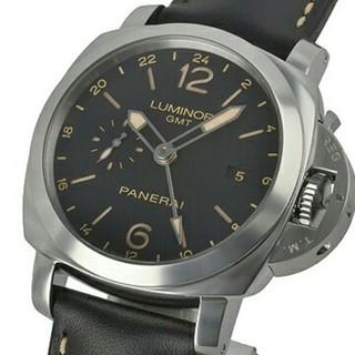 オフィチーネパネライ(OFFICINE PANERAI)のパネライ ルミノール1950 3デイズ GMT(腕時計(アナログ))